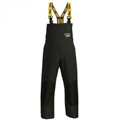 Vass-Tex Team Vass 175 Winter Bib & Brace Black / Sea Fishing Clothing • 79.95£