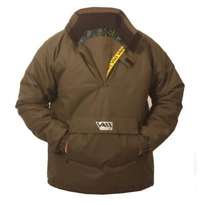 Vass-Tex Team Vass 175 Winter Smock Khaki / Carp Fishing Clothing • 109.95£
