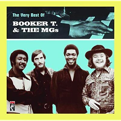 £6.70 • Buy BOOKER T & THE MG'S THE VERY BEST OF CD (Greatest Hits) Incl: Green Onions