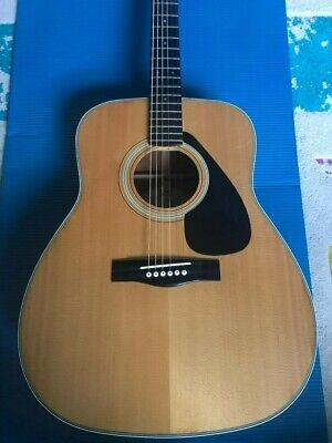 Yahama FG-335 II 6-string Acoustic Guitar - *Good Condition* With Extras • 135£