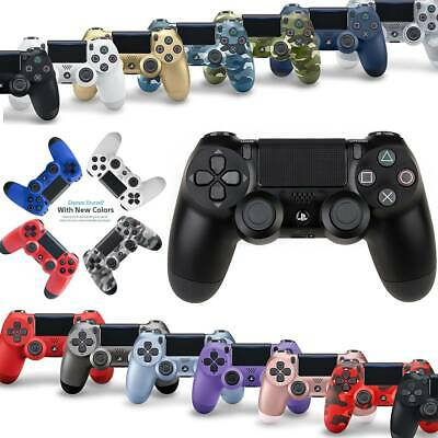 Wireless Gamepad Bluetooth Game Controller For Dualshock4 PlayStation 4 PS4 UK • 23.99£
