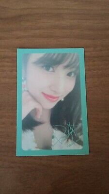 KPOP Twice Mina Photocard (Summer Nights) • 5.50£