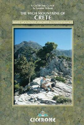 The High Mountains Of Crete: A Walking And Trekking Guide: The White Mountains,  • 11.02£