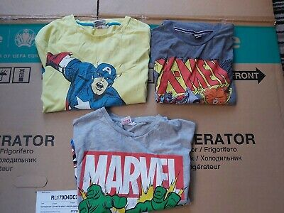 Old T Shirts MARVEL X-MEN T SHIRT Incredible Hulk Captain America • 14.95£