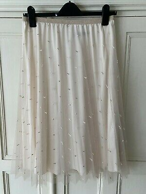 ZARA TULLE NETTED SKIRT SIZE Medium Only Worn Once Excellent Condition • 5£