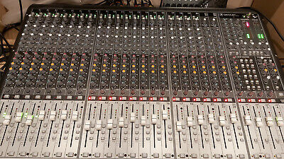 Mackie Onyx 24/4 Mixer - Mint Condition - Boxed • 400£