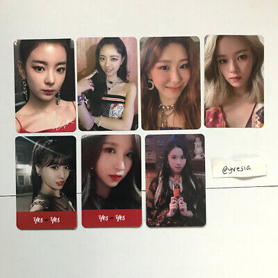 Kpop (itzy, Twice) Misc Photocards • 4.50£