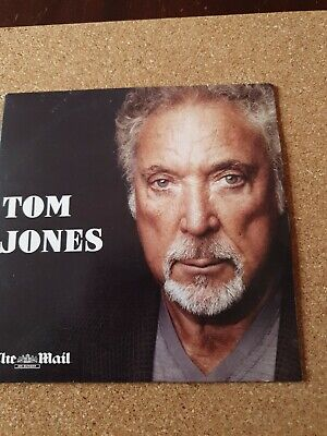 Tom Jones Live Daily Mail CD   • 0.75£