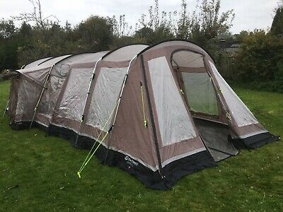 Outwell Montana 6 Tent And Awning • 13.50£