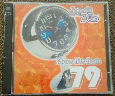 Various - Sounds Of The 70s: More Hits From 1979 (Time Life 2 CD Set, 2000) *New • 29.99£