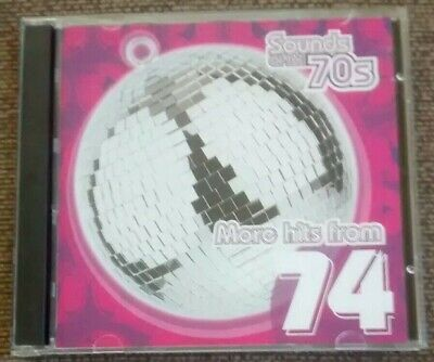 Various Artists - Sounds Of The 70's: More Hits From 1974 (Time Life 2 CD, 2000) • 26.99£
