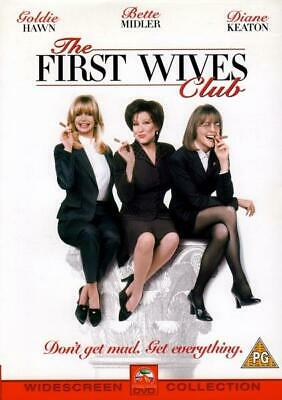 The First Wives Club (DVD / Goldie Hawn / Bette MIdler 2003) • 3.99£
