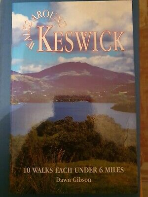 Walks Around Keswick (Dalesman Walks Around) By Gibson, Dawn Paperback  • 3£
