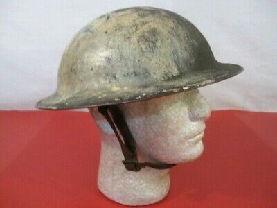 $199.99 • Buy WWI Era US Army AEF M1917 Helmet Complete With Liner & Chin Strap - Very Nice #6