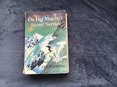 On Her Majesty's Secret Service -1963 1st TBC • 3.99£