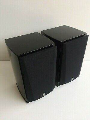 AU220 • Buy Yamaha NS333B 2-Way Bookshelf Speakers - Mint Condition