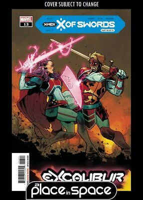 Excalibur, Vol. 4 #13a (wk43) • 3.90£