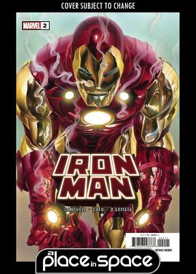 Iron Man, Vol. 6 #2a (wk43) • 3.90£