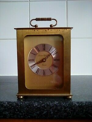 London Clock Co Brass, Quartz Carriage Clock, Vintage,  • 15£