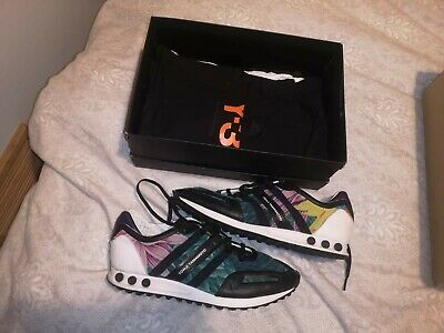 Mens Rare Y3 Trainers Size 8 Boxed Good Condition • 125£
