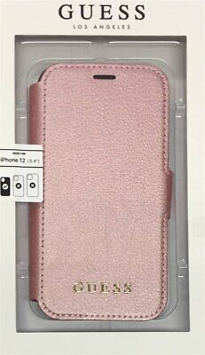 Guess 4G Iridescent Case For Apple IPHONE 12 Mini 5,4   Pink • 26.25£