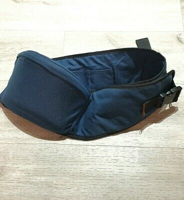 Hippychick Navy Hip Seat Baby Carrier  • 5£