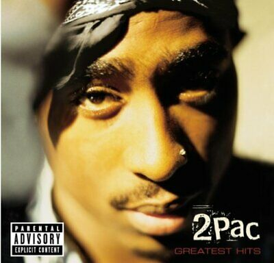 Two Pac - Greatest Hits CD Interscope NEW • 17.69£