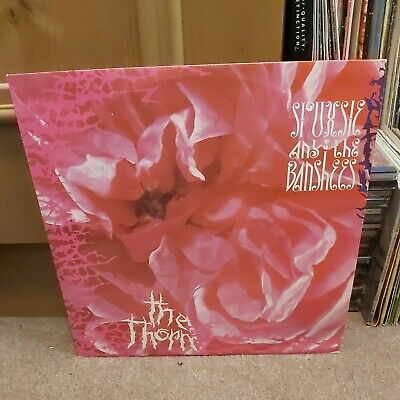 Siouxsie And The Banshees The Thorn 12  Vinyl Single • 10.99£