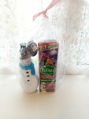 Zoflora Disinfectant Snowman Handwash + Midnight Blooms 250 Ml Miss Z💖 • 7£
