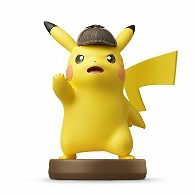 AU100.96 • Buy Nintendo Amiibo Detective Pikachu Pokemon Series Japan Import
