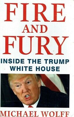 AU31.50 • Buy Fire And Fury By Wolff Michael - Book - Soft Cover - International Politics
