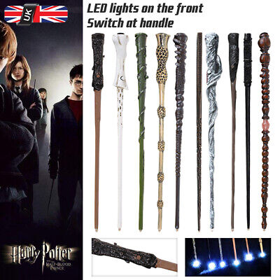 Harry Potter Hermione Dumbledore LED Magic Wand Toy Gift In Box Party Cosplay • 9.96£