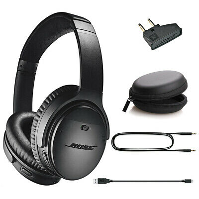 $ CDN230.93 • Buy Bose QuietComfort 35 II Wireless Noise-Canceling Headphones QC35 II - Black
