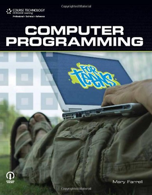 £4.47 • Buy Computer Programming For Teens, Mary Farrell, Good Condition Book, ISBN 15986344