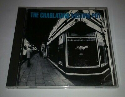 The Charlatans, Melting Pot, Pre Owned CD • 3.99£