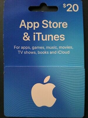 AU21 • Buy App Store And ITunes Gift Card