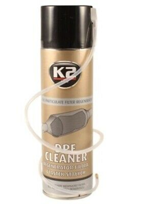 K2 DPF CLEANER FAP DIESEL PARTICULATE FILTER SPRAY 500ml PROFESSIONAL • 14.45£
