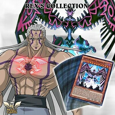Yugioh! Complete Rex Goodwin Collection! Earthbound Immortal Wiraqocha Rasca! • 3.59£