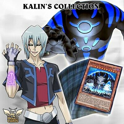 Yugioh! Complete Kalin Collection! Earthbound Immortal + Hundred Eyes Dragon! • 3.59£