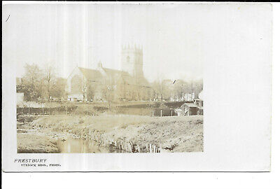 Cheshire - Prestbury Church - Bullock Bros • 2.75£