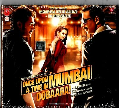 £9.99 • Buy Once Upon A Time In Mumbai Dobara - New Original Bollywood Soundtrack Songss