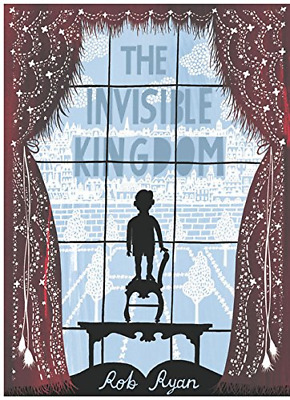 The Invisible Kingdom, Very Good Condition Book, Ryan, Rob, ISBN 9780091944438 • 8.19£