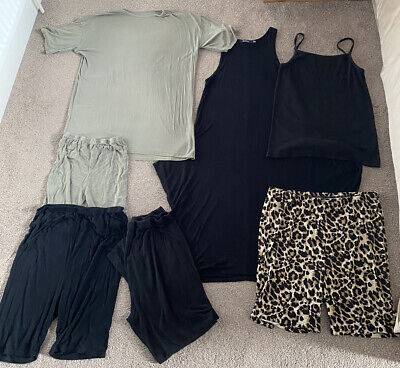 Bundle Of Womens Maternity Clothes Size 14 • 1.50£