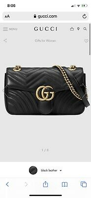 AU2250 • Buy Gucci GG Marmont Mini Matelassé Shoulder Bag