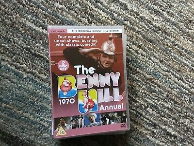 The Benny Hill Annual 1970 (DVD, 2013, 2-Disc Set) DVD • 6.38£