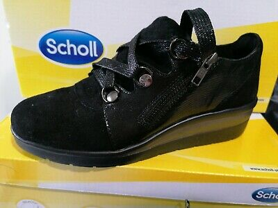 Scholl Rimella Ladies Comfort Active  Support Walking Shoes  Memory Rrp £102  • 29.99£