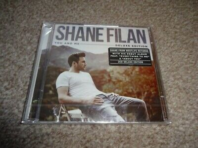 Cd Double Album - Shane Filan - You And Me - Deluxe Edition (new+sealed)  • 10£
