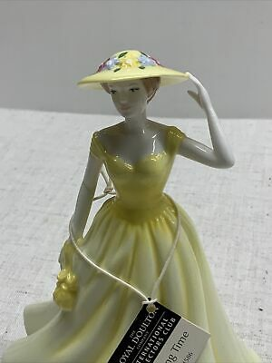 $ CDN72.68 • Buy Great Condition!! Vintage Royal Doulton LADY FIGURE HN4586 Spring Time
