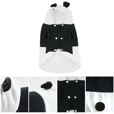 1PC Pet Costume Dog Clothes Panda Baby Shaped Costume Lovely Pet Clothes • 4.27£