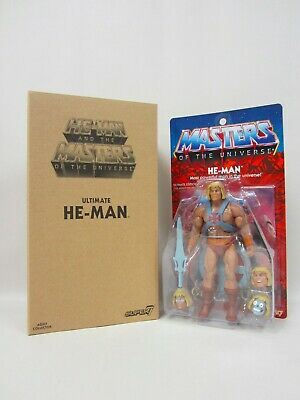 $124.95 • Buy Motu Classics Masters Of The Universe Super 7 New Filmation Ultimate He-man Moc